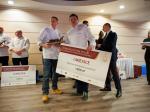 Zwycięzcy III Mistrzostw Polski w Potrawach i Kawiorze z Jesiotra zostali nagrodzeni rzeźbami z pracowni ABarton