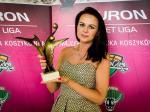 W Centrum Olimpijskim w Warszawie odbyła się gala podsumowująca zakończony sezon 2014/2015 Tauron Basket Ligi
