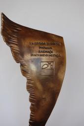 STATUETKA OKOLICZNOŚCIOWA Nagroda Imienia Profesora Andrzeja Stelmachowskiego