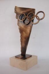 STATUETKA SPORTOWA Mistrz Olimpijski