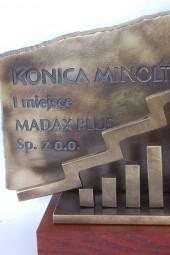 STATUETKA FIRMOWA  KONICA MINOLTA