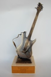 "STATUETKA MUZYCZNA ""Gitara II """