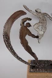 KULTURA statuetka wykonana na zamówienie Centrum Damiana